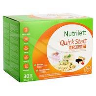 gå ner i vikt med nutrilett shake