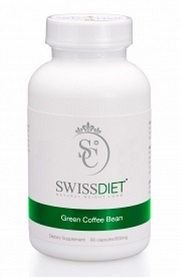 swiss diet green coffee bean