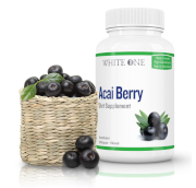 White One Acai Berry