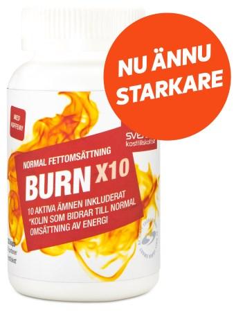 Burn X10