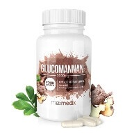 Maxmedix Glucomannan